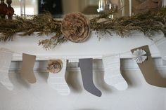 Cute do it yourself decoration!