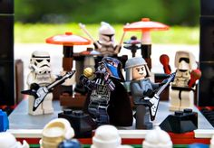 Day 286 - Bonus! by a Dan of action   LEGO Star Wars Imperial Minifigs