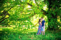 Jon + Parysa | Engagement Session | Stansted House Gardens | Hampshire Wedding Photographer - Photography By Vicki