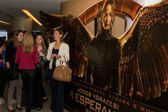 """Estreia o filme """"Jogos Vorazes - A Esperança - Parte 1""""  - http://metropolitanafm.uol.com.br/novidades/entretenimento/estreia-o-filme-jogos-vorazes-esperanca-parte-1"""