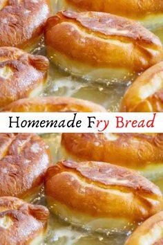 Homemade Fry Bread #Homemade #Fry #Bread