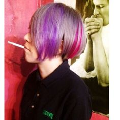 Akane @ak_thx_satan Color change#man...Instagram photo | Websta (Webstagram)