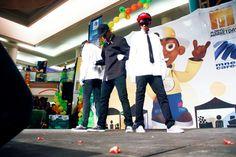 Mzansi Magic Market Day @ Bloem Plaza   1 September, 2012