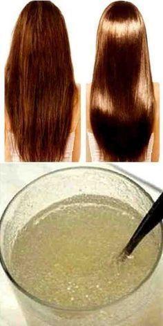 Revive tu cabello dañado en solo 15 minutos #pelo #cabello #remedioscaseros