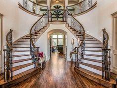 Grand Hill Country House Plan - 36548TX thumb - 04