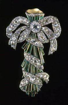 1770s Romanov diamond brooch had to share! #myfauxdiamond  #jewelry