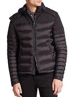 Burberry Brit Farrier Puffer Jacket