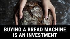 Considering buying a bread machine? Well, let me tell you how a simple decision like buying a bread machine changed my life (and my finances)!  Be blessed with less!