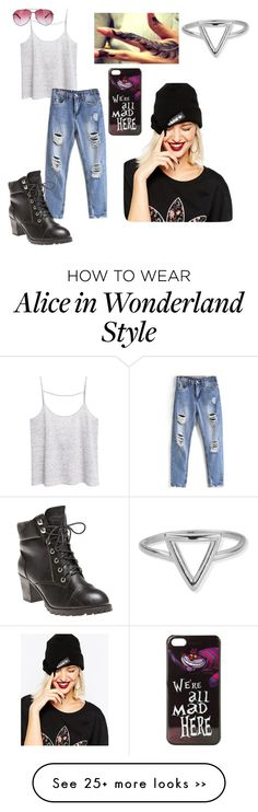 """""""Hanging with friends"""" by secret-punk on Polyvore featuring MANGO, Wet Seal, Disney, STELLA McCARTNEY, adidas and ChloBo"""