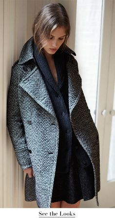 Lilah Coat - Club Monaco