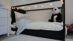 Franks säng | Viktoria Bergh Kura Bed, Baby Boy Rooms, Kidsroom, Kids Bedroom, Lily, Diy Projects, Nursery, Interior, Furniture