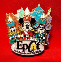Celebrate Epcot Holidays Around The World