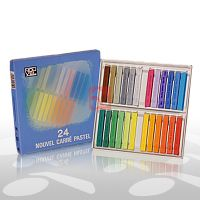 Giz Pastel Seco Colorido - 24 cores  65,80