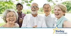 The secret to staying happy and healthy with hearing loss is pretty simple. Making the decision to treat hearing loss and get hearing aids is the simple answer that can improve a person's quality of life and overall health and wellness.
