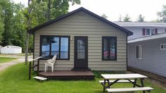 Cabin vacation rental in Houghton Lake, MI, USA from VRBO.com! #vacation #rental #travel #vrbo