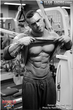 Men's fitness inspiration Learn how to lose weight and gain fat burning muscle. You have nothing to lose, and everything to gain.