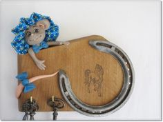 Souris Horseshoe | souris | Galerie
