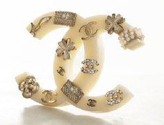 Chanel Carousel Brooch