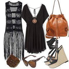 Coachella #fashion #mode #kleider #look #outfit #style #stylaholic #sexy #dress