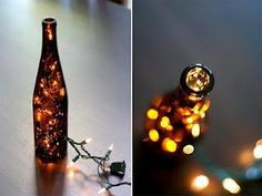 what to do with empty wine bottles
