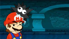 Paper Mario The Thousand-Year Door: Chapter Paper Mario, A Thousand Years, Animal Crossing, Art Work, Videogames, Pokemon, Geek Stuff, Deviantart, Doors