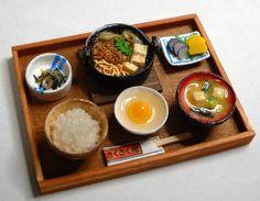 Sukiyaki set (すき焼きセット)