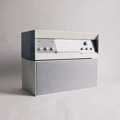 "Products we like / Braun / Vintage / 20cmodern: ""BRAUN RCS 9 / L 40/ 1961 / dieterrams/ by @bricksweb.jp on Instagram http://ift.tt/1n0I9sw"