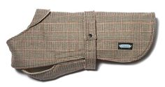 Holmes (The Brit Collection) For the ultimate in warmth, Rufhaus' line of wool/tweed coats will keep your dog cozy. While they can't guaran...