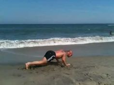 TACFIT Commando Israeli Challenge - awesome REALLY FAST workout
