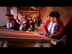 Arte of Textil making Peru Textiles, Ancient Ruins, Video Film, Wrestling, Dance, History, Art Competitions, Textile Art, Lucha Libre