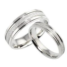 Style: Couple Ring Material: Silver Plated Color: Silver Weight: about 4g Size(US): Male 12, 11, 10, 9, 8 Female 9, 8, 7, 6 Package Included: 1 x Ring