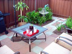 outdoor lighting ideas for your backyard | hampton bay patio ... - Small Condo Patio Decorating Ideas