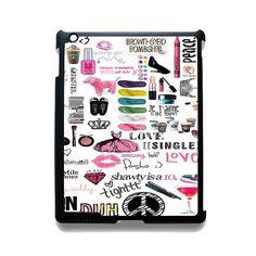 Girly Things TATUM-4704 Apple Phonecase Cover For Ipad 2/3/4, Ipad Mini 2/3/4, Ipad Air, Ipad Air 2