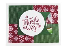 Stampin Up Mingle All The Way Video Tutorial photo