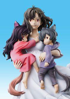 Wolf Children: Hana and Ame and Yuki