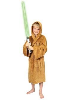 Star Wars Jedi Kids Fleece Robe