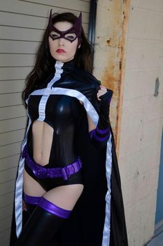 Huntress cosplay by Katy Mor