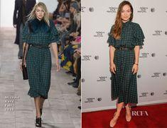 Olivia Wilde In Michael Kors – Tribeca Talks: Master Class