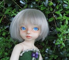 Make Paper clay eyes   ~ by BJD Collectasy