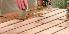 How to Maintain Outdoor Furniture | Home Timber & Hardware #howtomaintaintimberoutdoorfurniture