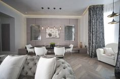Private residence, Onslow Gardens - Annabella Nassetti - Residential project - Hakwood