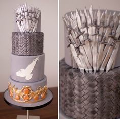 How To Throw A Gorgeous And Geeky Game Of Thrones Wedding - My boyfriend is going to make us do this, I just know it.