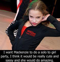 mackenzie ziegler is so funny Mackenzie Ziegler Dance, Maddie And Mackenzie, Maddie Ziegler, Dance Moms Facts, Dance Moms Girls, Dance Moms Confessions, Mack Z, Bae, Dance Mums