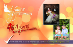 Besides our Anmar® Party Magazine  line, Please visit our on line Magazines Anmar® Xclusive Bridal Magazine and Anmar®  kids & Teens Magazine. Visit our web site www.anmarpartymagazine.com
