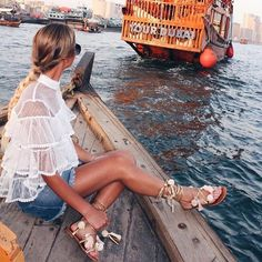 Such an amazing photo with our 'Aurora' golden leather lace up sandals 😍 Share your photos with us! Tag @alamedaturquesa and #alamedaturquesa so we can see you looking gorgeous ❤️💗🌴 You look amazing @mavieestbelle_jessi 😘 http://alamedaturquesa.com/product/aurora