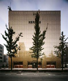 La Maison Hermès Dosan Park, Séoul, 2006
