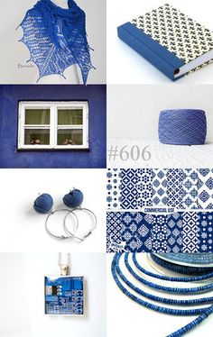summer blue by KatiaV on Etsy--Pinned with TreasuryPin.com