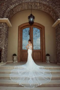 Galia Lahav Wedding Dresses 2014 Collection - MODwedding