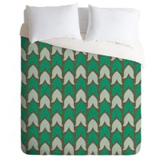 Holli Zollinger Farmhouse Petal Duvet Cover | DENY Designs Home Accessories