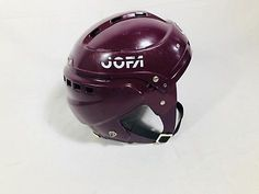 Picture 2 of 8 Hockey Helmet, Goalie Mask, Bicycle Helmet, Masks, Vintage, Cycling Helmet, Vintage Comics, Face Masks